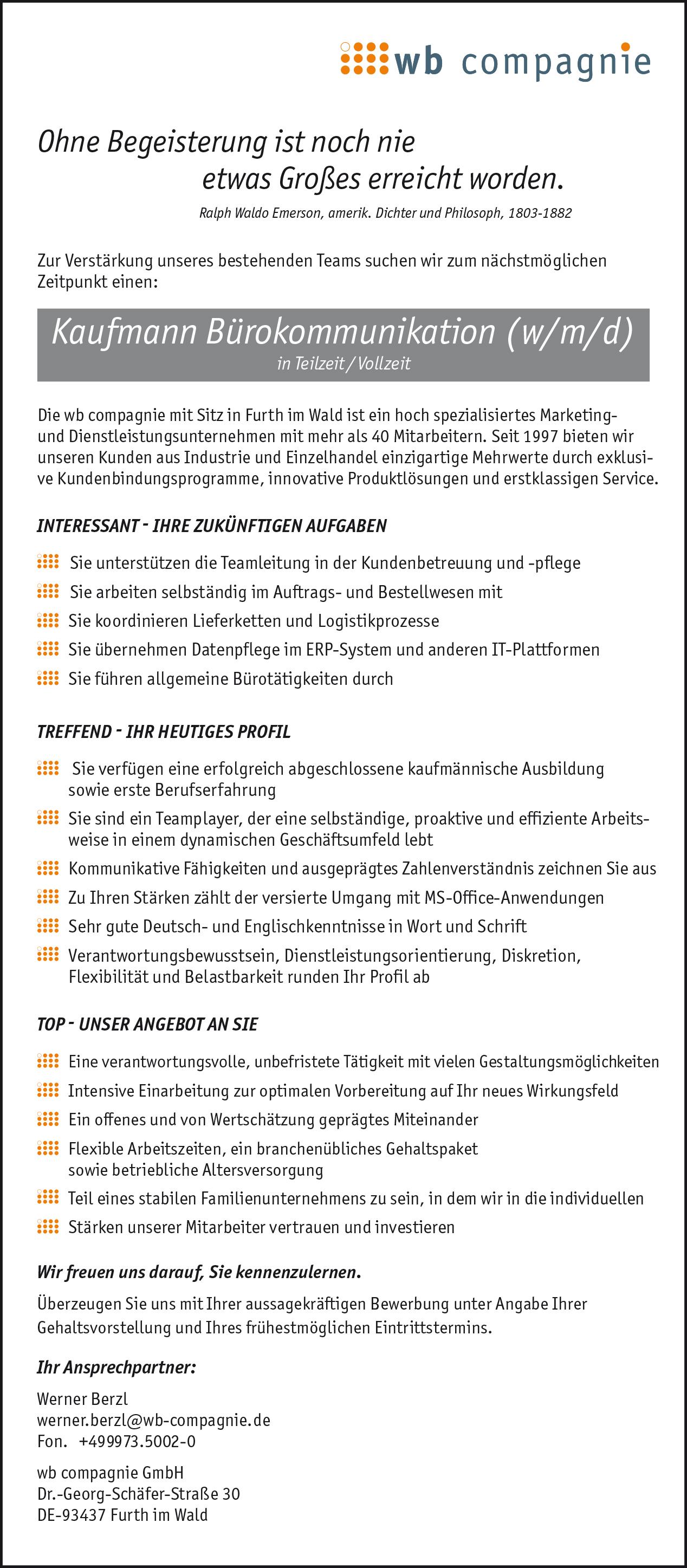 wb-compagnie_Stellenanzeige-Kaufmann-Burokommunikation_92x210