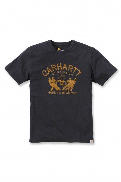 "Carhartt T-Shirt - Maddock Graphic ""Hard To Wear Out"""