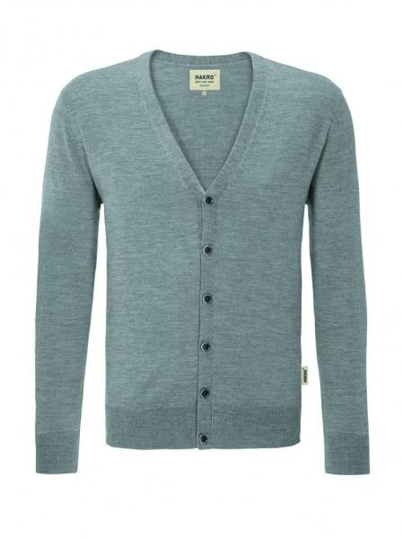 Hakro Cardigan Merino Wool