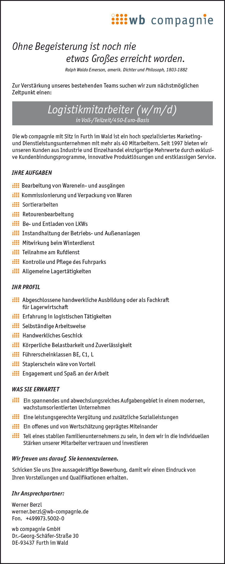 wb-compagnie-Stellenanzeige-Logistikmitarbeiter-92x230