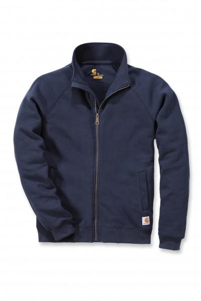 Carhartt Midweight Mock Neck Zip Front Sweatshirt