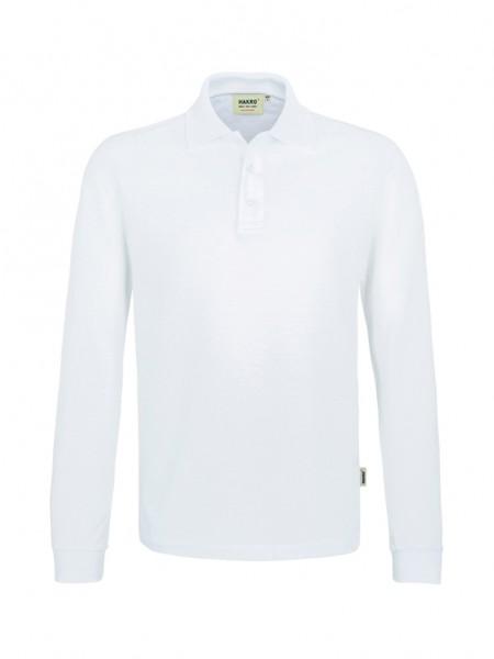 Hakro Longsleeve-Poloshirt Mikralinar