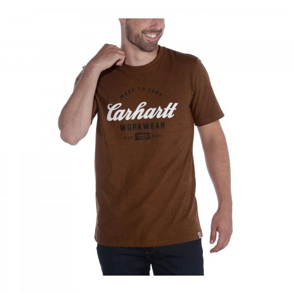 Carhartt Workwear Made to last T-Shirt